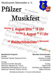 Pfälzer Musikfest