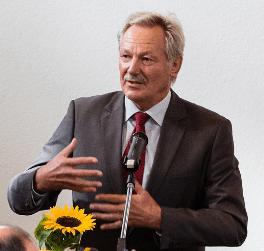 Laudatio von Stadtbürgermeister Günther Tielebörger