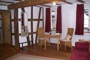 Innenansicht Gästehaus Bohlender