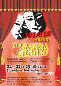 Theaterabend 2014