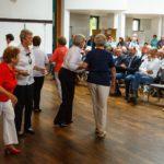Die zahlreichen Besucher waren begeistert von den Vorführungen des Tanzkreises