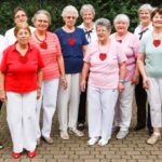Der Tanzkreis freut sich auf neue Mitglieder