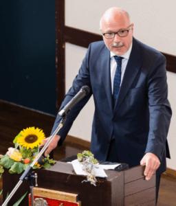 Grußworte von Verbandsbürgermeister Volker Poß