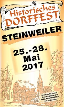 Banner Historisches Dorffest 2017